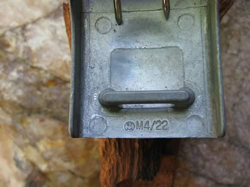 M4/22 - CTD Zinc