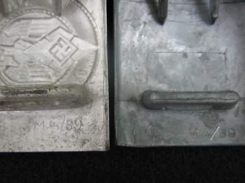 HJ buckle RZM 59