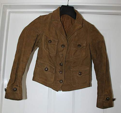 Help needed on this BDM Jacket
