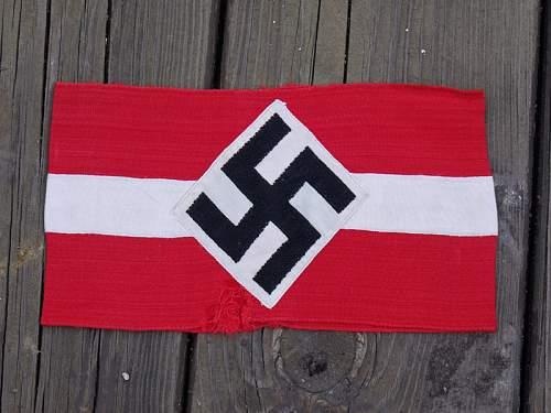 Hitler Jugend Armband