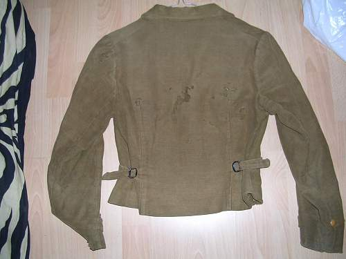 BDM or HJ Jacket
