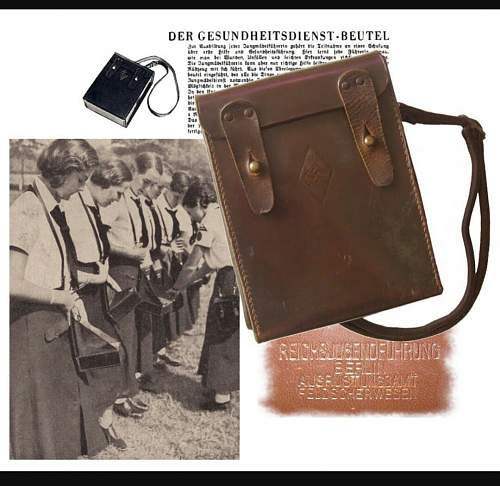 BDM/HJ Medic pouch/bag