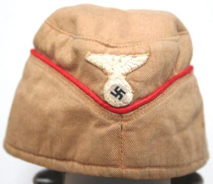 Hitler Youth side cap, Good?