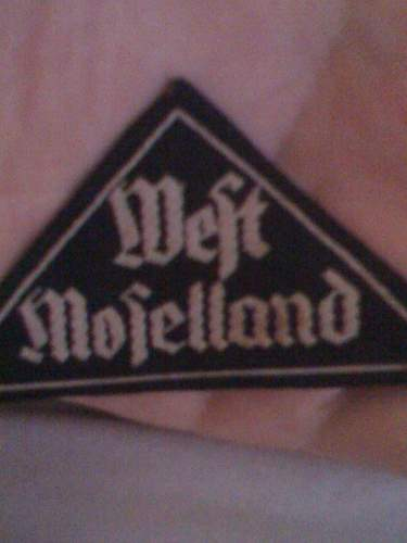 hitler youth patch