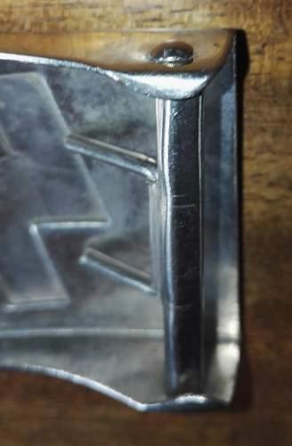 Deutsches Jungvolk belt buckle origina