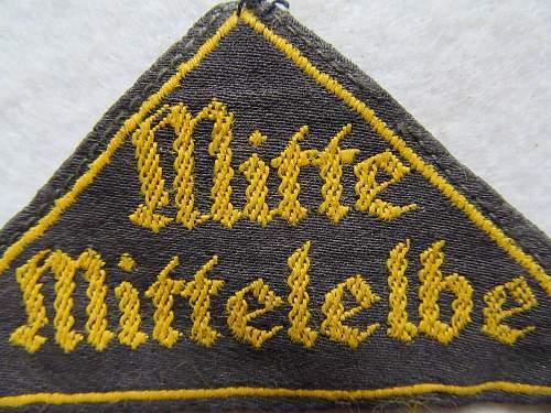 HJ District Triangle