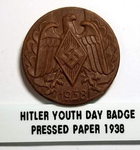 Hitler Jugend grouping