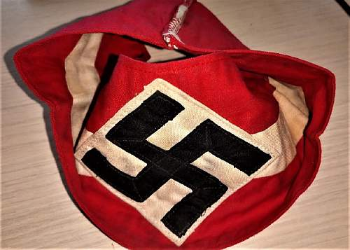 armband of the Hitler youth