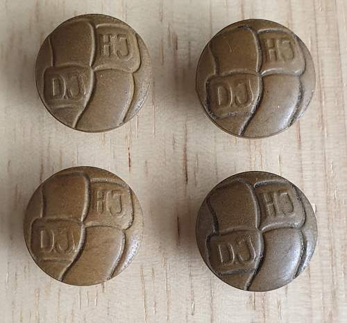 HJ DJ Buttons - Opinions please!