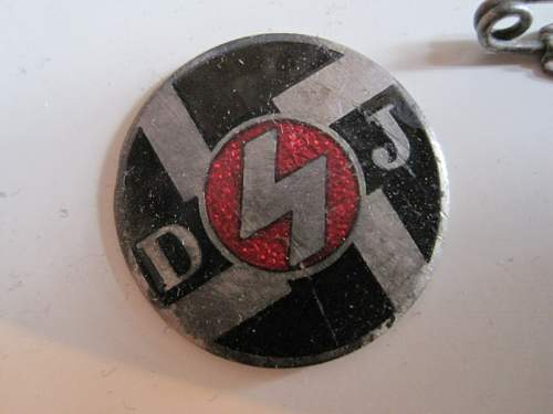 Some HJ DJ related Pins Real or Fake