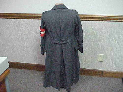 Hitler Youth greatcoat, Good?
