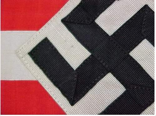 Hitler Youth 3 piece armband?