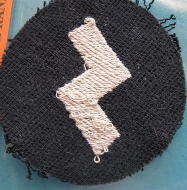 DJ Sigrune Sleeve Badge
