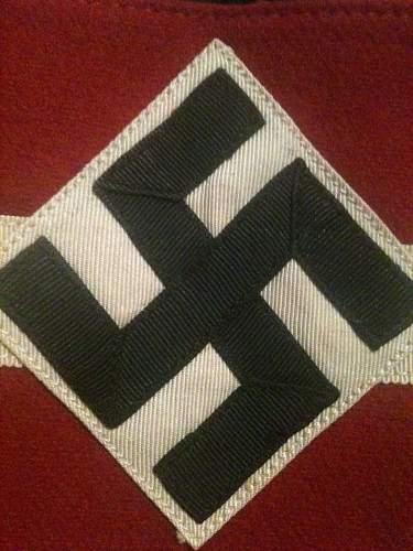 Wool HJ Kampfbinde