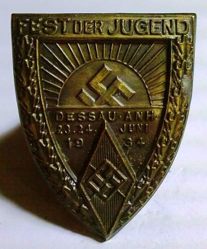 Click image for larger version.  Name:19) Fest der Jugend 1934.jpg Views:78 Size:65.7 KB ID:322292