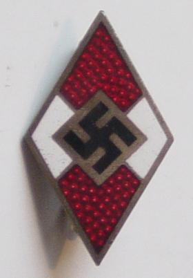 Can you guys post your original HJ membership pins?