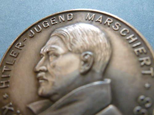Help needed. Badge HJ marschiert
