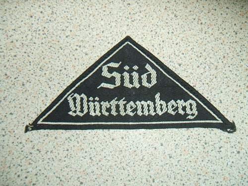 A New Addition, Sud Wurttemberg