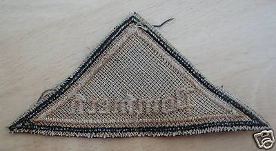 BDM District Patch Pommern