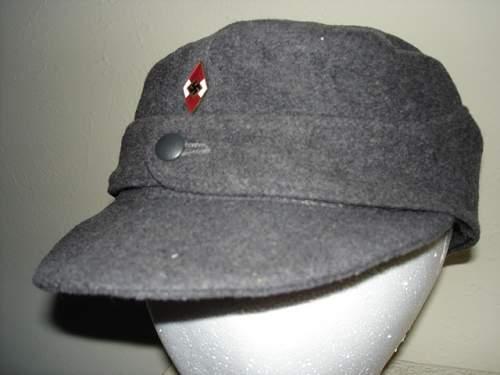 HJ-LuftwaffenHelfer uniform