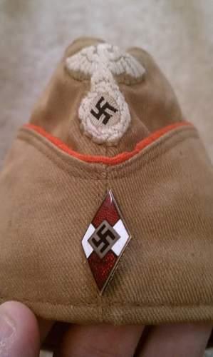 Stone Mint HJ cap and ?