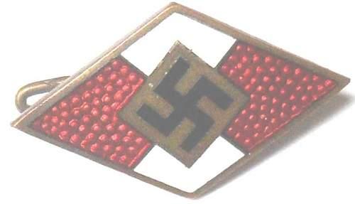 HJ badge question