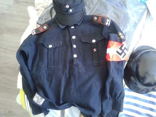 HJ Berliner winter tunic ( 129 )