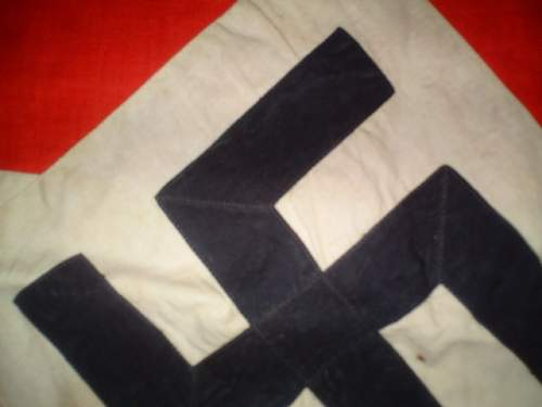 Hitler Youth Pennant