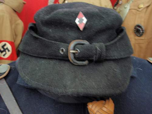 youth cap ?