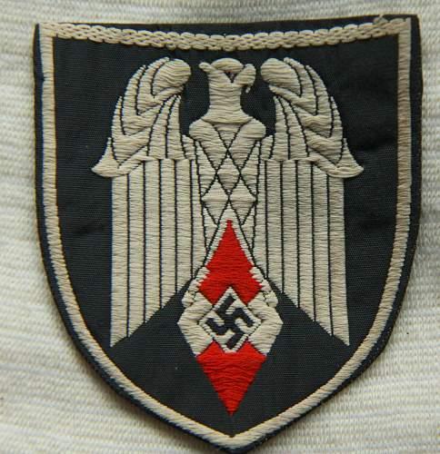 Hitler Youth Gefolgschaft