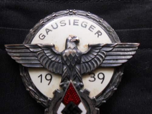 Gausieger 1939