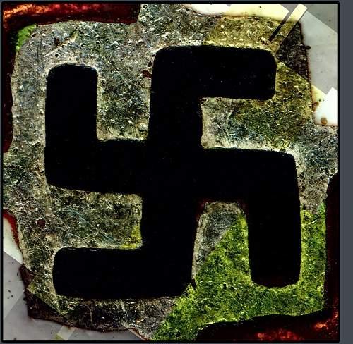 Tiny Hitlerjugend Mitgliedsabzeichen