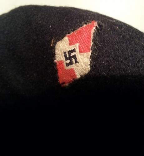 HJ winter hat