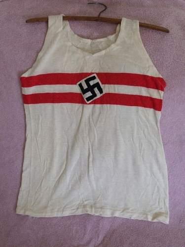 HJ Sports Shirt