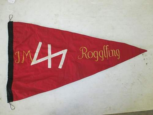 Jungmadel unit pennant