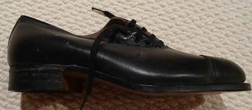BDM shoes