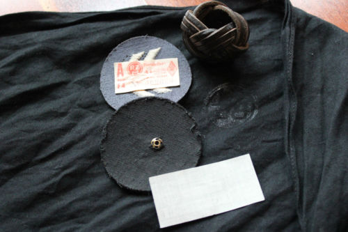 Hitler Jugend Neckerchief and other insignia's