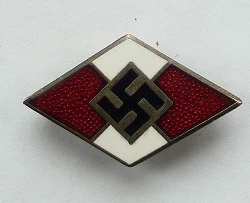 Good or Bad HJ Badge ??