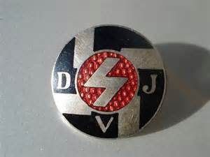 HJ Deutsche Arbeiter Jugend badge received today