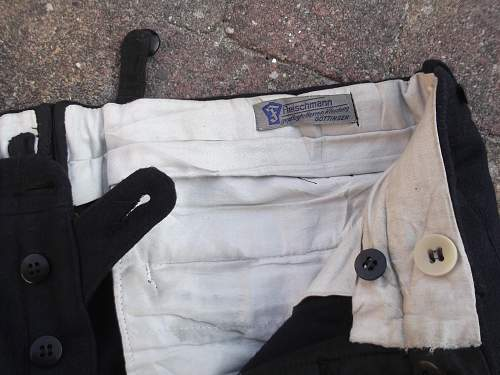 Latest catch Hj winter trouser!