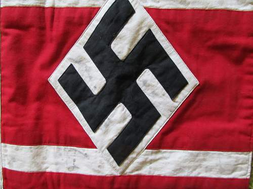 Click image for larger version.  Name:WW2 NAZI HITLER YOUTH FLAG-3.jpg Views:482 Size:207.9 KB ID:694337