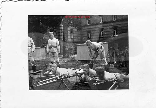 Photo from my collection of Hitler Youth small arms training