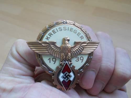 HJ Badges