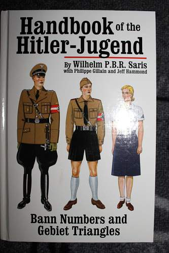 handbook of the hitler jugend
