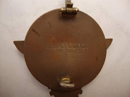 Kreissieger 1938