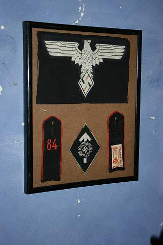NSDStB Sports shirt Eagle patch