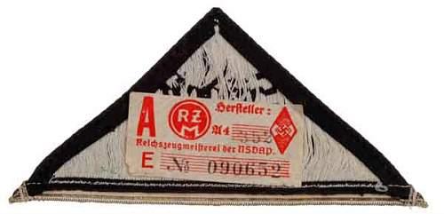 BDM district triangle - Sudost Tirol