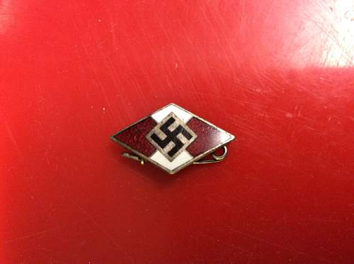 hj badge