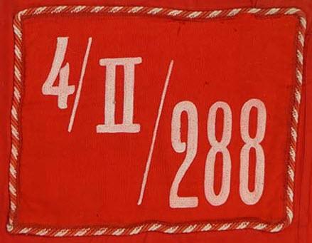 HJ Flag numbers