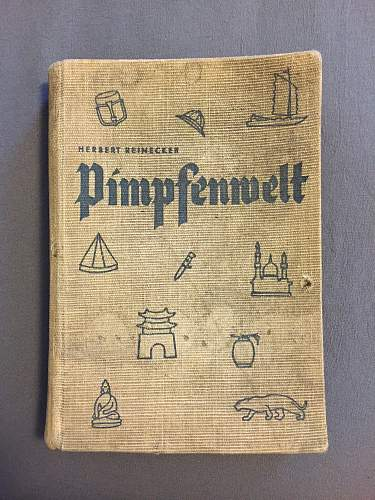 Pimpfenwelt - The World of the Hitler Youth